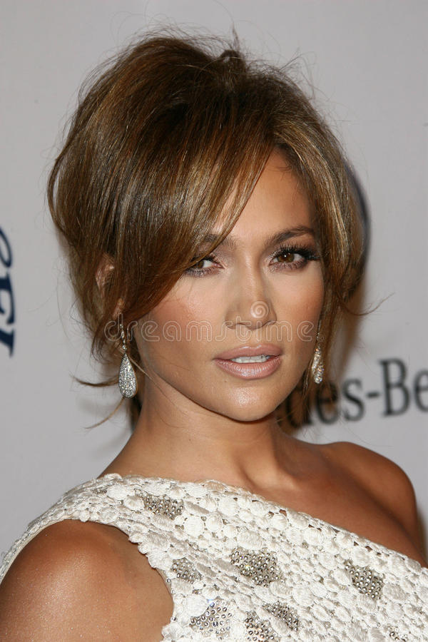 Jennifer Lopez. At the 32nd Anniversary Carousel Of Hope Ball, Beverly Hilton Hotel, Beverly Hills, CA. 10-23-10 stock images