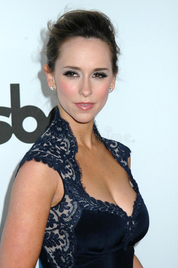Jennifer Love Hewitt, fotografia stock