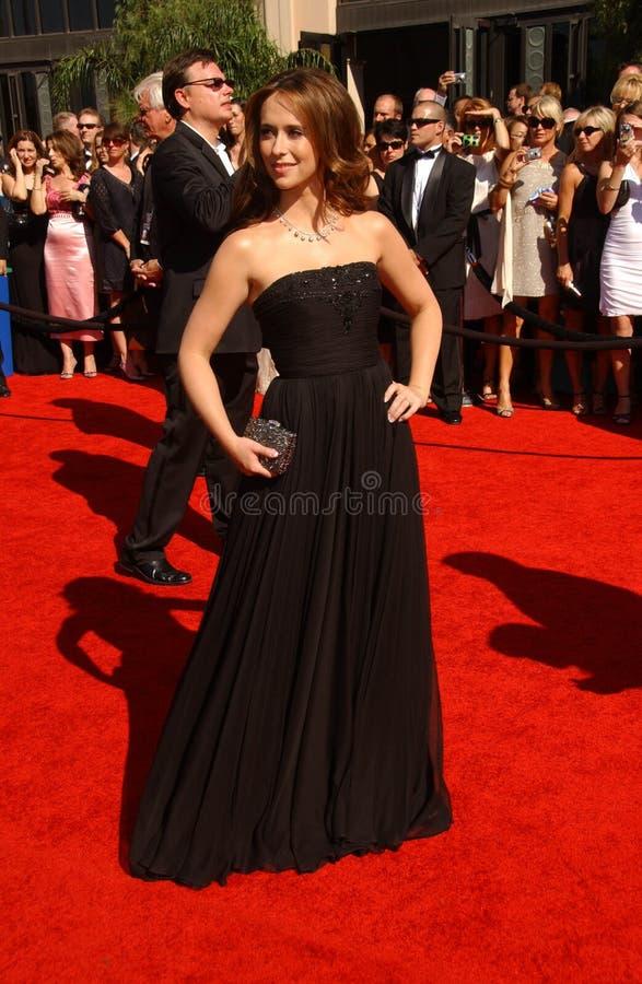 Jennifer Love Hewitt, imagem de stock royalty free