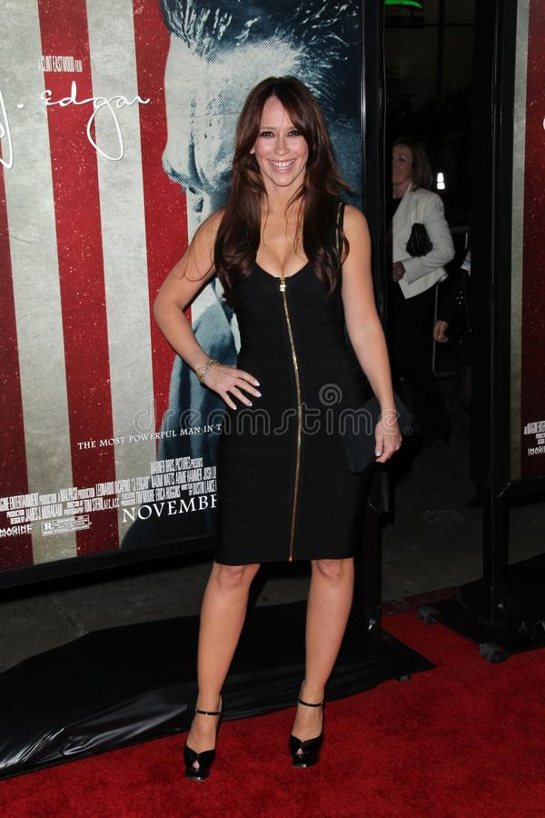 Jennifer Love Hewitt obrazy royalty free