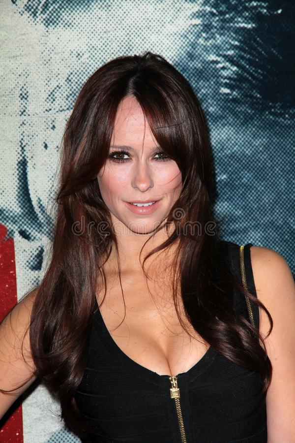 Jennifer Love-Hewitt. Jennifer Love Hewitt at the AFI Fest 2011 Opening Night Gala Premiere of J. Edgar, Chinese Theater, Hollywood, CA 11-03-11 royalty free stock photography