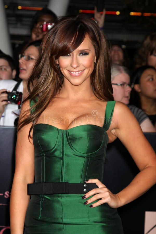 Jennifer Love Hewitt, Jennifer Love-Hewitt royalty free stock photos