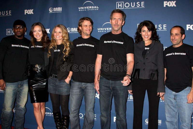 Jennifer Morrison,Olivia Wilde,Omar Epps,Lisa Edelstein ...