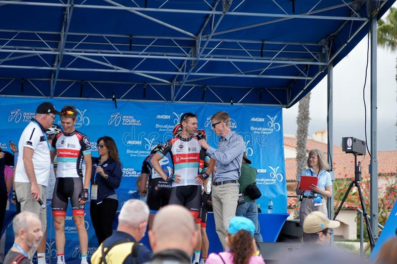 Download Jens Voigt 2013 Tour Of California Editorial Photography - Image: 31093897