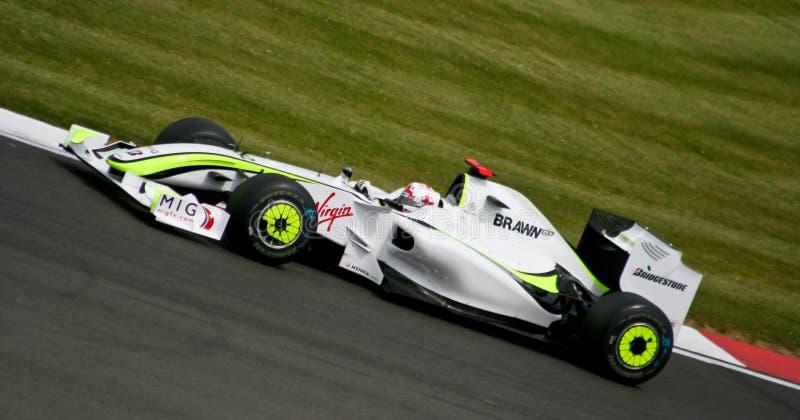 Jenson Button immagine stock