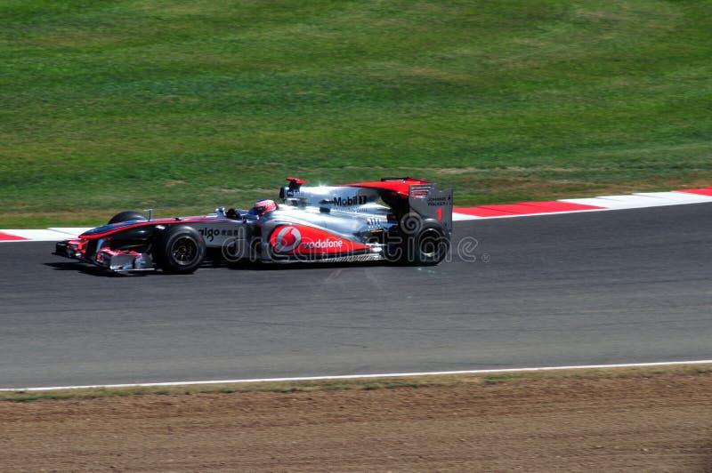 Download Jenson Button British Grand Prix 2010 Editorial Stock Image - Image: 15178069