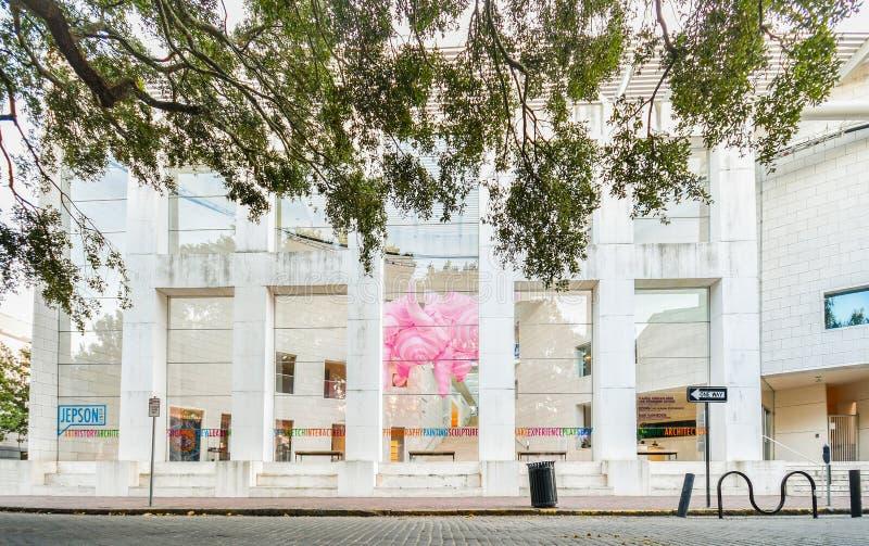 Jepsoncentrum voor de Arts. stock foto's