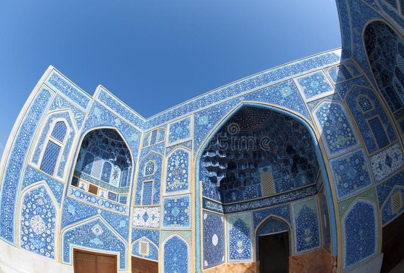 Jeque Lotf Allah Mosque imágenes de archivo libres de regalías