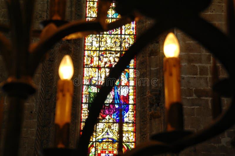 Jerà ³ nimos monaster w Lisbon zdjęcia stock