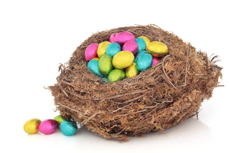 Jerarquía del huevo de Pascua fotografía de archivo libre de regalías