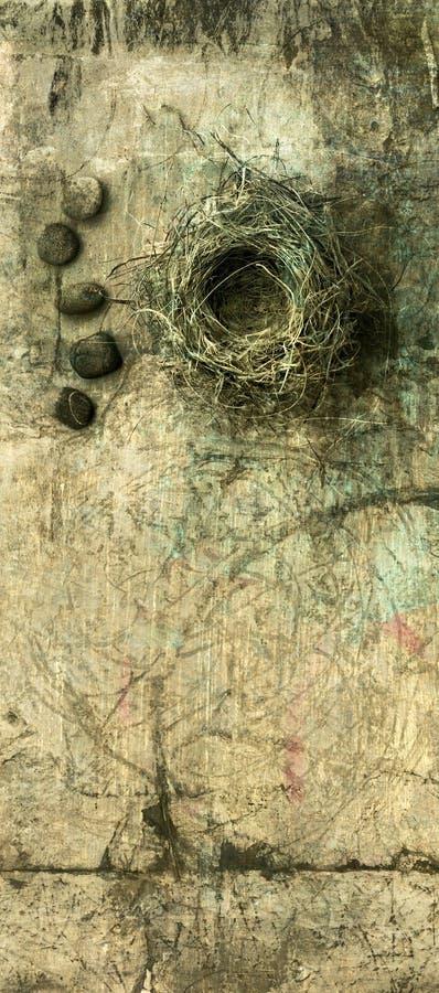 Jerarquía y piedras libre illustration