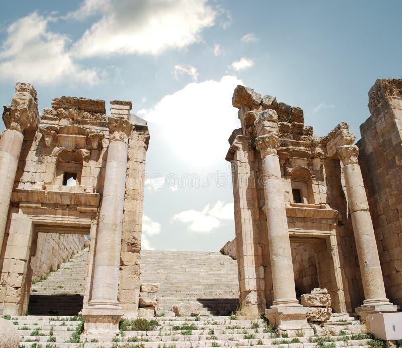 Jerash stock photos