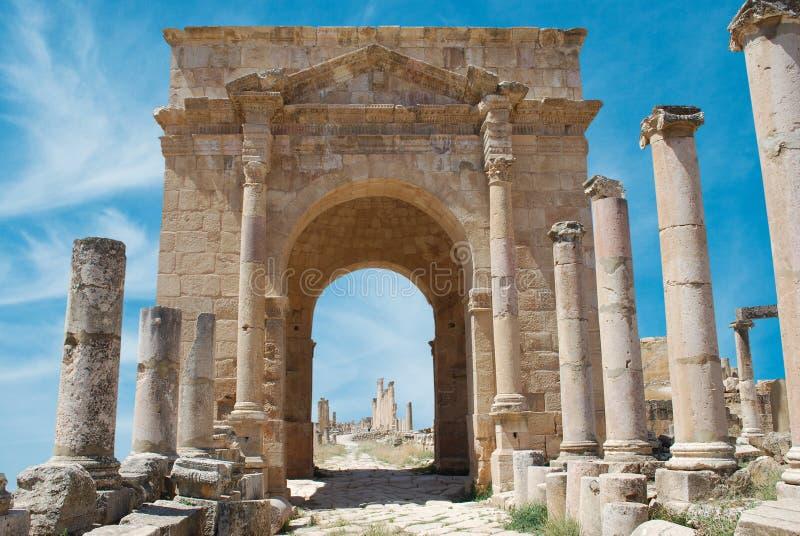 Jerash royalty free stock images