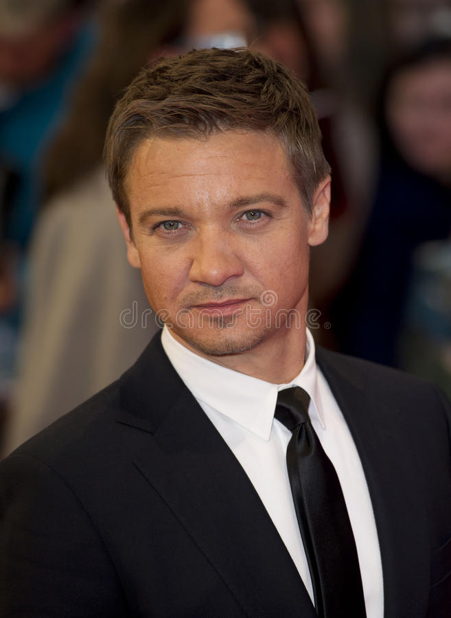 Free Jeremy Renner Stock Photography - 25374542