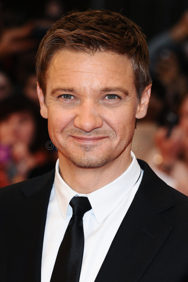 Free Jeremy Renner Stock Photography - 25374552