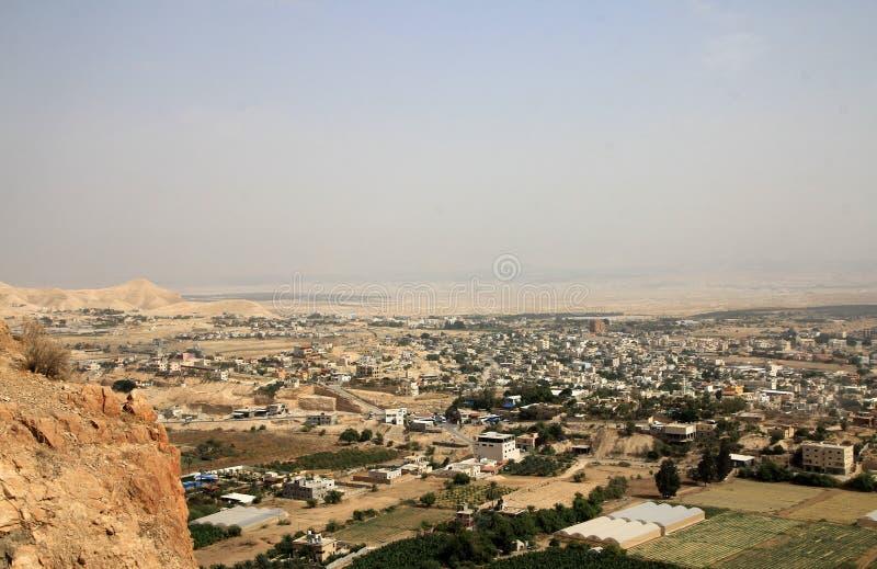 Jericho City imágenes de archivo libres de regalías