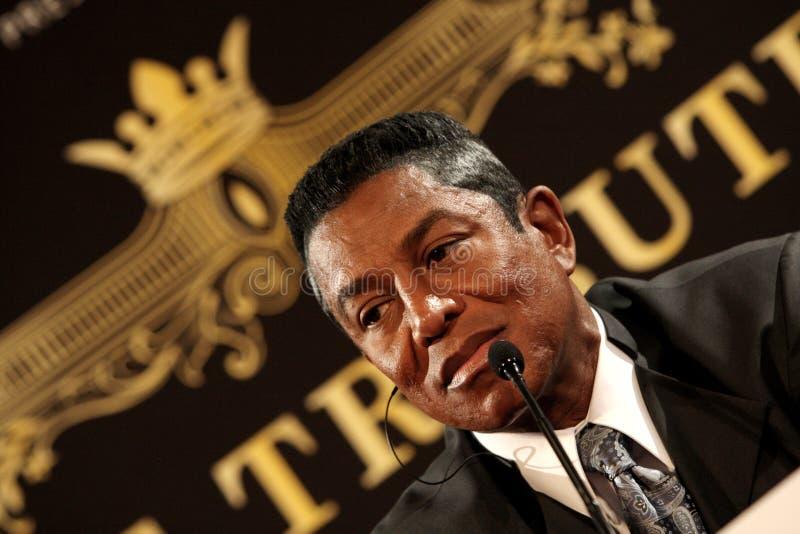 Jermaine Jackson images libres de droits