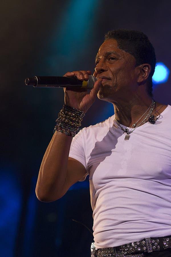 Jermaine Jackson images stock