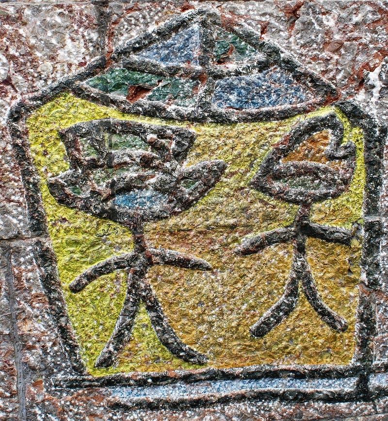Jeroglífico fotografía de archivo
