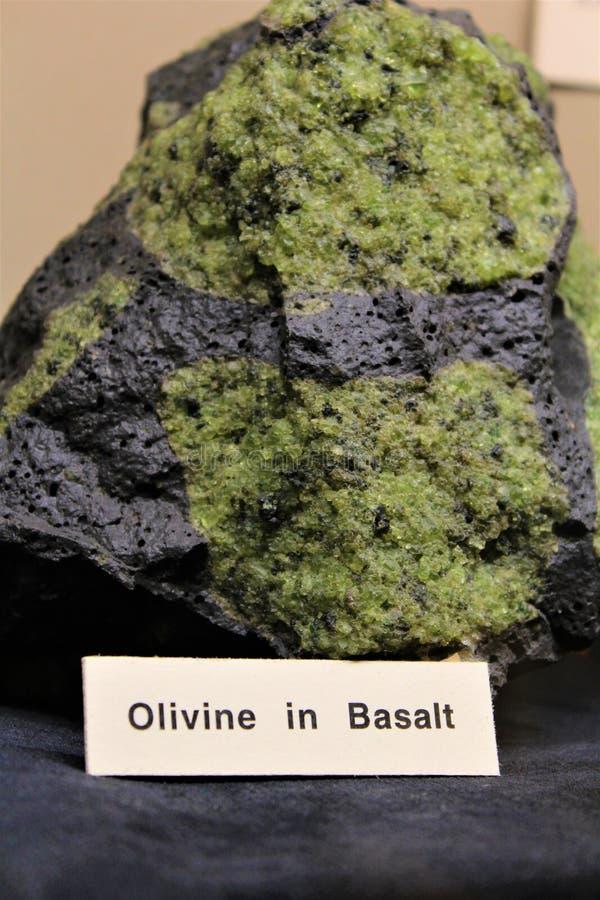 Jerome Arizona Mining Museum imagens de stock