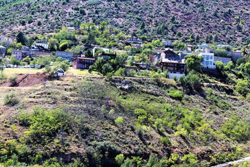 Jerome Arizona State Historic Park royalty free stock images