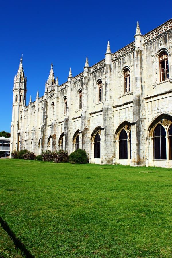 Download Jeronimos Monaster, Lisbon, Portugalia Zdjęcie Stock - Obraz złożonej z portugalia, bóg: 28962334