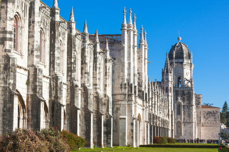 Download Jeronimos Monestary In Lisbon, Portugal Stock Photo - Image: 28926270