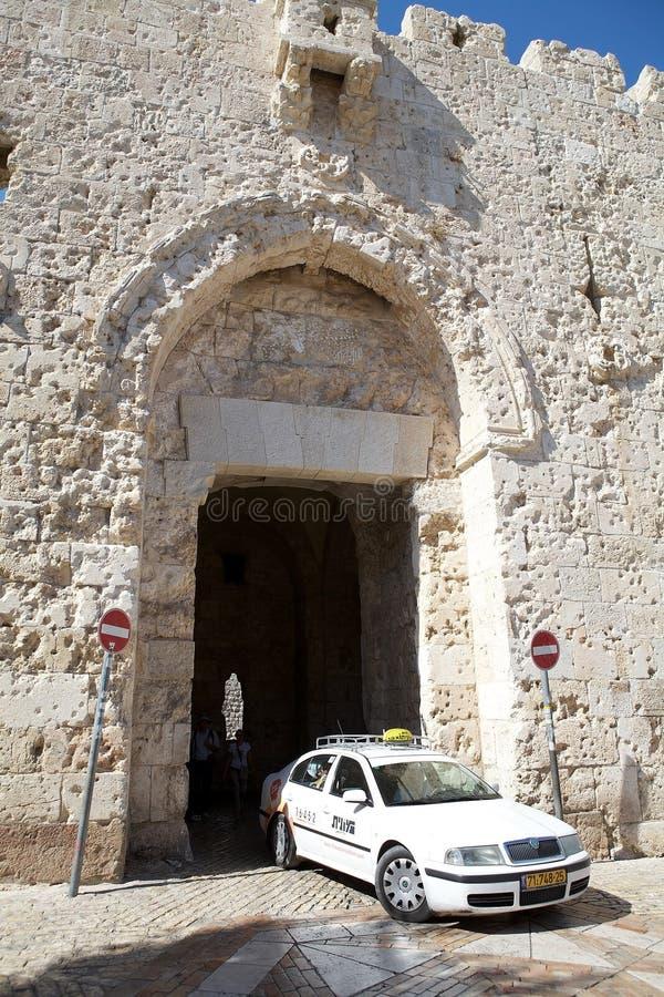 Jerozolima obrazy royalty free