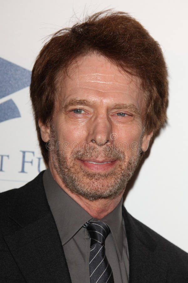 Jerry Bruckheimer immagine stock