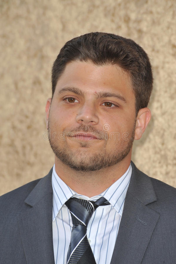 Download Jerry Ferrara editorial stock image. Image of smith, premiere - 26491379