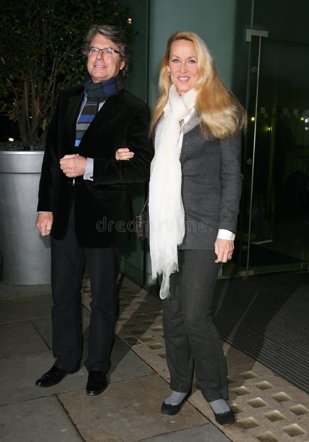 Jerry Hall royalty free stock photo