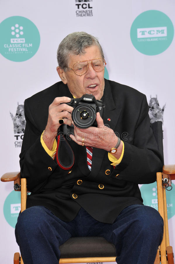 Jerry Lewis images stock