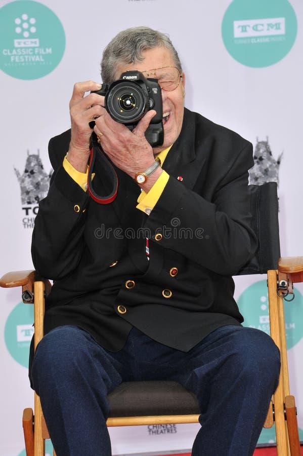Jerry Lewis stockfotos