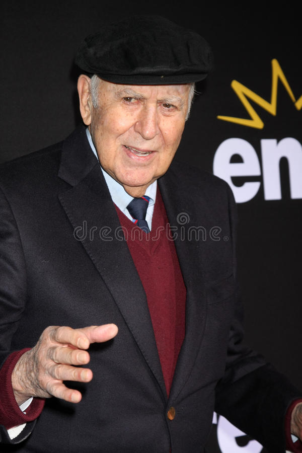 Download Jerry Lewis, Carl Reiner, Madness Editorial Stock Image - Image: 22467379