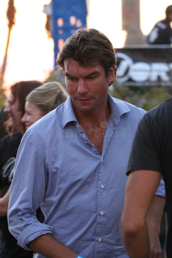 Download Jerry o'connell editorial image. Image of celebrity, movie - 7820695