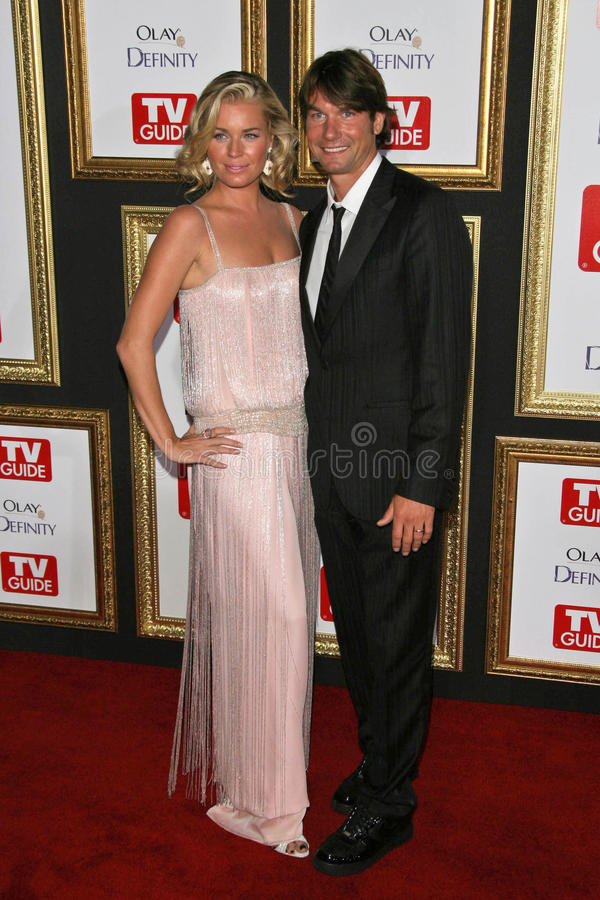 Download Jerry O'Connell, Rebecca Romijn Editorial Image - Image: 23832755