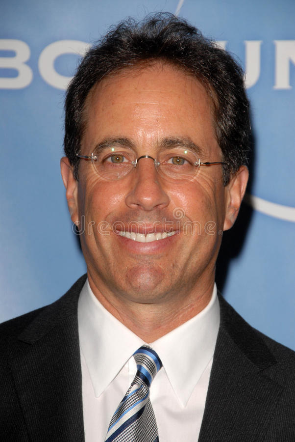 Jerry Seinfeld fotos de archivo libres de regalías