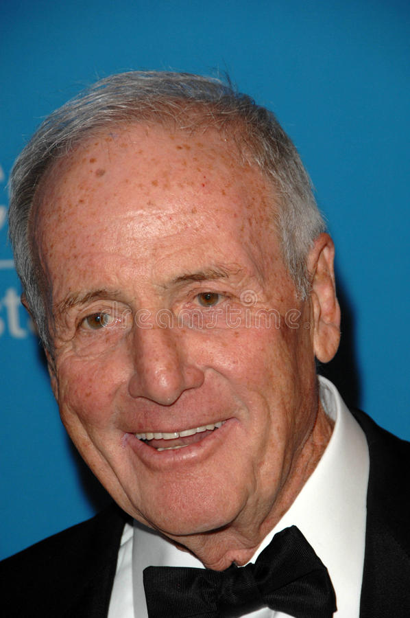 Jerry Weintraub photographie stock