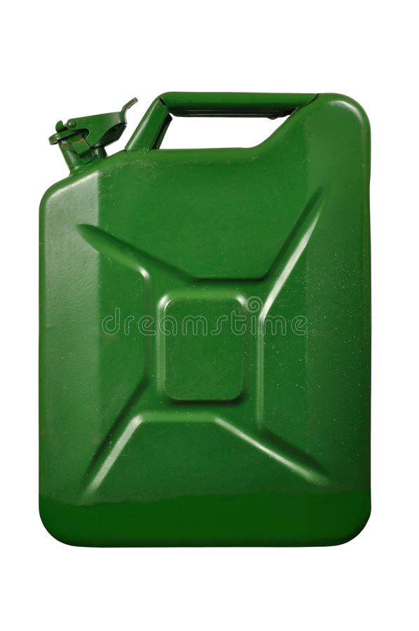 Jerrycan Royalty Free Stock Photography