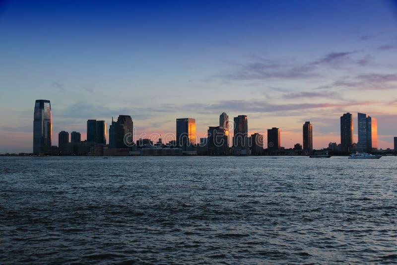 Jersey City stockfoto