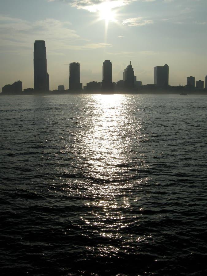 Jersey City lizenzfreie stockfotografie