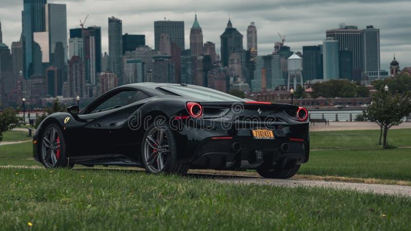 9/24/18 - Jersey City, NJ foto de stock