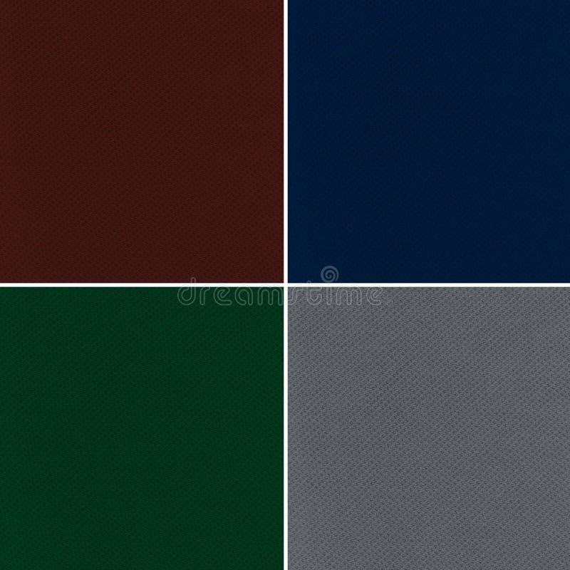 Jersey-Maschen-Muster stockfoto