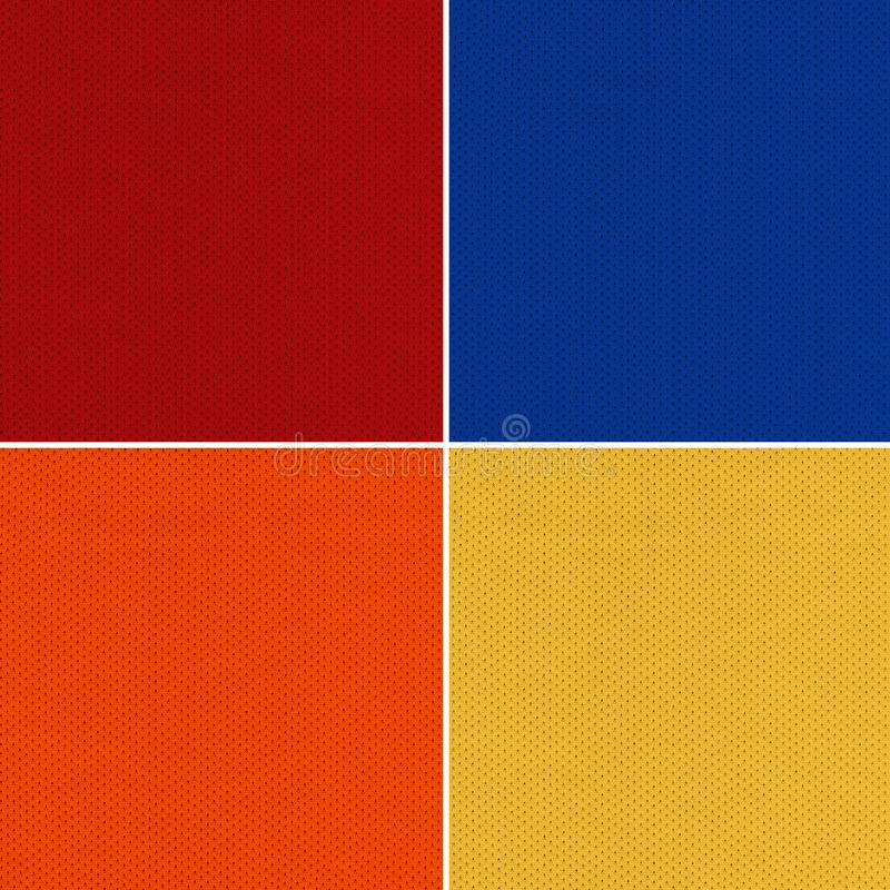 Download Jersey Mesh Swatches stock image. Image of cotton, orange - 28128363