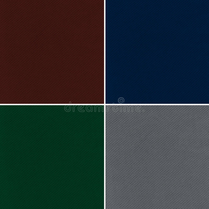 Jersey Mesh Swatches stock photo