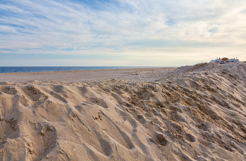 Download Jersey Shore Beach stock image. Image of jersey, coastal - 28766083