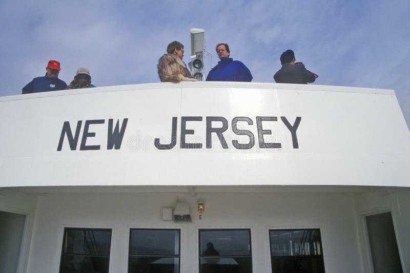 Jersey-Zeichen lizenzfreie stockbilder