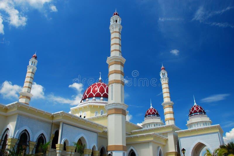 jerteh masjid 库存照片