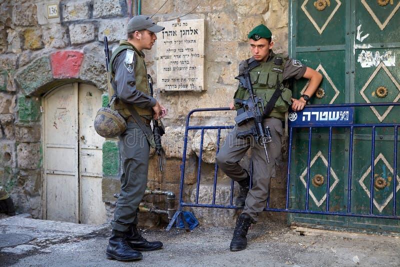 Jerusalém imagens de stock royalty free