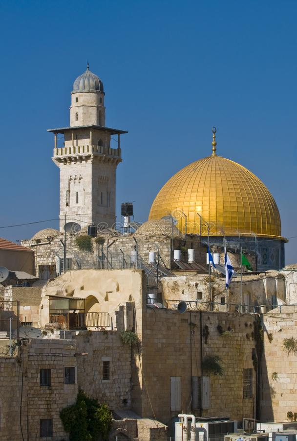 Jerusalém imagens de stock